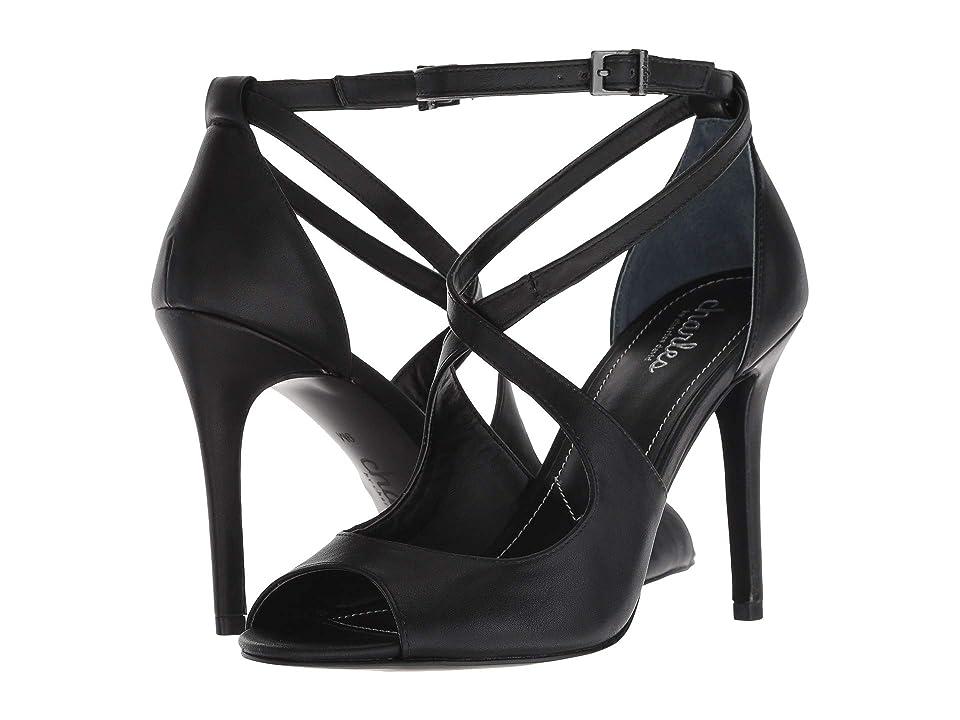 Charles by Charles David Rylan Heeled Sandal (Black) High Heels