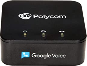 $74 » Obihai OBi200 1-Port VoIP Adapter with Google Voice and Fax Support for Home and SOHO Phone Service, Black (Renewed)