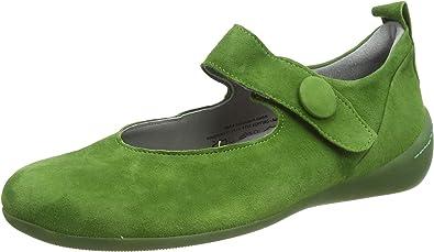 Think! Cugal_3-000234 Nachhaltige Wechselfußbett Riemchen, Zapatos Tipo Ballet Mujer