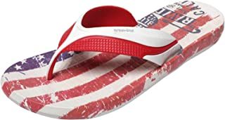 Official USA Flag Men Flip-Flop Sandal Slipper