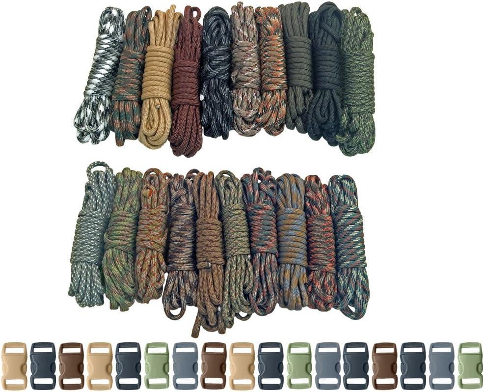 PARACORD PLANET Survival Emergency Bracelet Cob Kits Cash Sale special price special price Paracord
