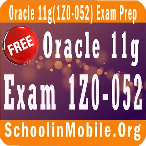 Oracle 11g(1Z0-052) Exam Free