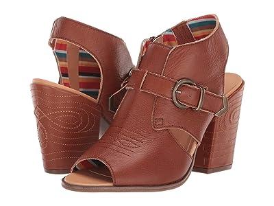 Dingo Stirrup (Cognac) Cowboy Boots