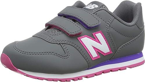 New Balance 500 Yv500rgp Wide, Scarpe da Ginnastica Bambina