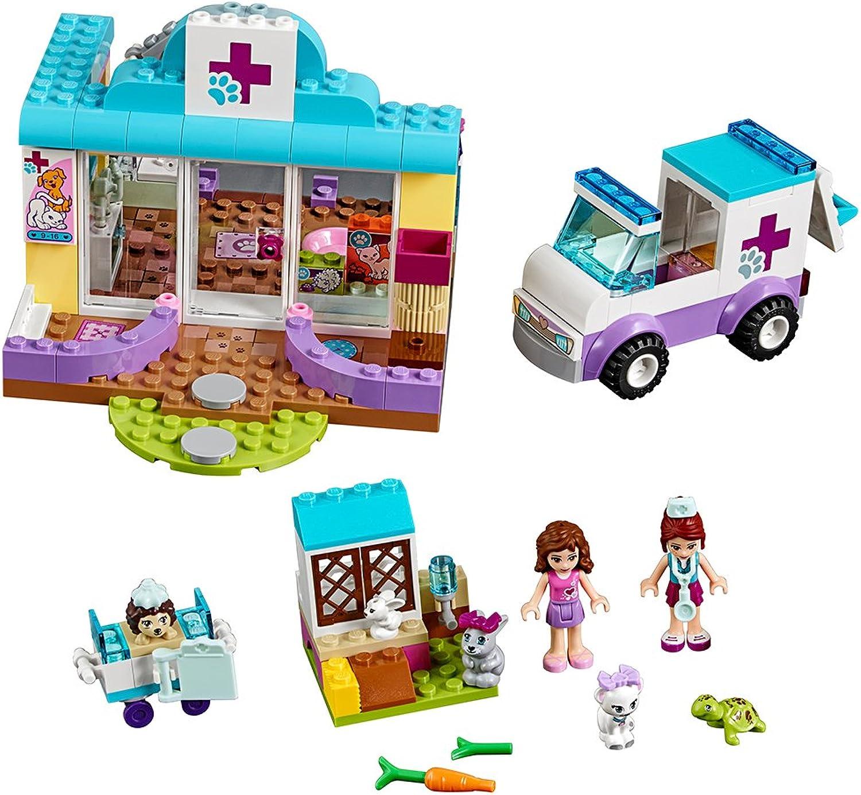 LEGO Juniors 10728 Mia's Vet Clinic Building Kit (173 Piece) by LEGO Juniors