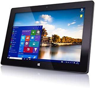 "10"" Windows 10 Fusion5 FWIN232 PLUS S1 Ultra Slim Tablet Computer - (4GB RAM, USB 3.0, Intel, 5MP and 2MP Cameras, Windows..."