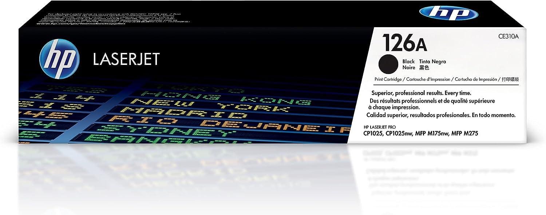 HP 126A | CE310A | Toner-Cartridge | Black