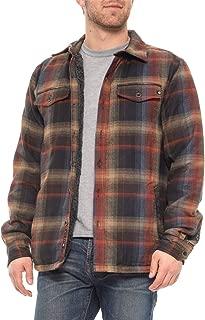 Marmot Men's Ridgefield Long Sleeve Flannel Shirt Black Size Medium