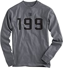 Long Sleeve Brady TB 199 Draft Unisex/Mens Patriots Football T-Shirt