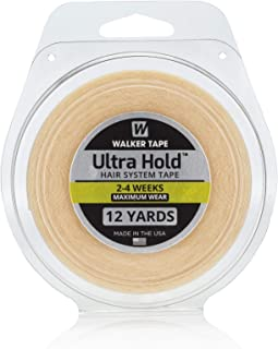 WALKER TAPE Ultra Hold 3/4 and Quot Hair System Tape - 12 Yards