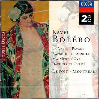 Ravel Bolero La Valse Rapsodie Espagnole