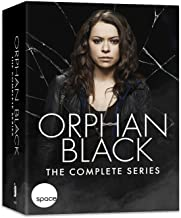 Orphan Black - The Complete Series Region One USA/Canada
