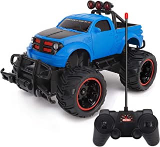 Liberty Imports RC Monster Pickup Truck Remote Control RTR Electric Vehicle Off-Road Race Car 27MHZ (1:20 Scale)