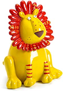 Mousehouse Gifts - Hucha infantil con forma de león - Unisex