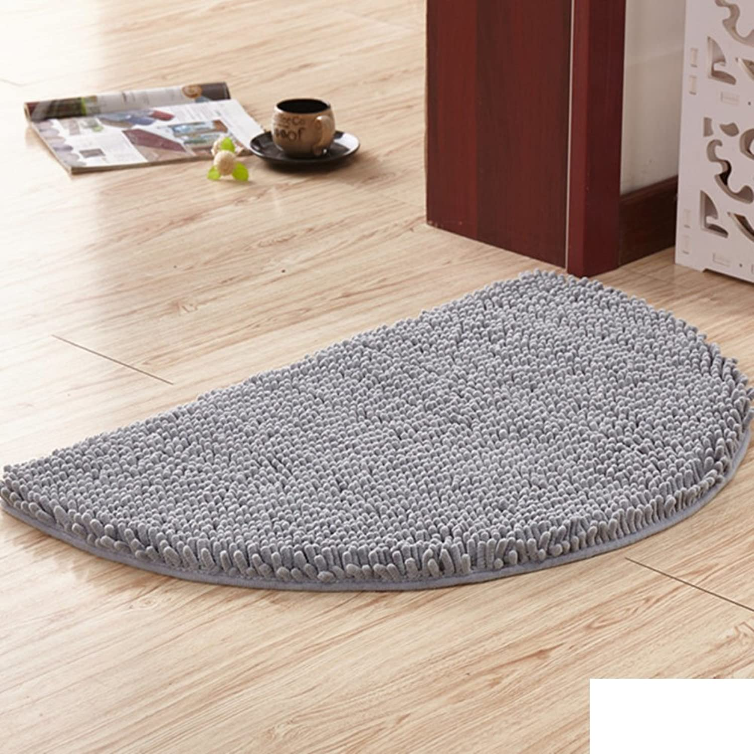 Suction mat in the doorway toilet lobby non-slip mat foot pad-E 60x90cm(24x35inch)