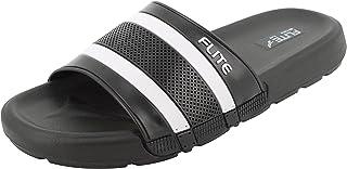 Flite Eva Men's Dual Tone Slides, Navy/S.Blue, UK 10 (FL-370)