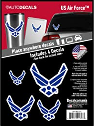 Best air force decals for cars
