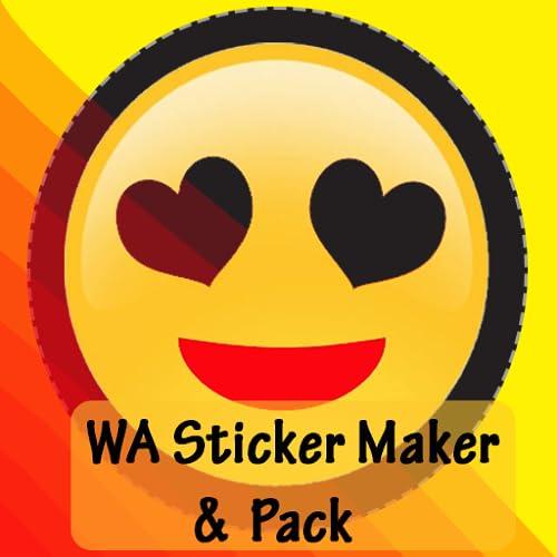 WA Sticker Maker & Pack for WhatsApp