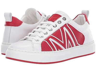 MCM Resnick Sneakers (White) Women
