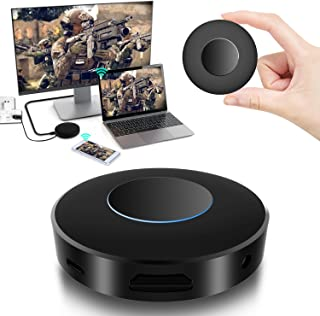 Innens WiFi Wireless HDMI/AV Display Receiver Dongle, Supports Miracast/Airplay/DLNA for iOS/Android (Gen 1)
