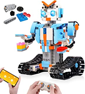 M&Ostyle Robot Science Kits STEM Remote Control Building...