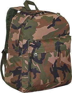 Everest Classic Woodland Camo Backpack