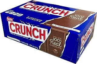 36 Bars of Nestle Crunch