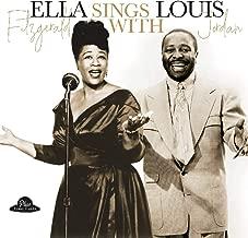 Ella Sings With Louis Jordan 180gm