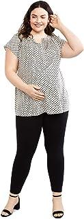 Motherhood Maternity Women's Indigo Blue Stretch Secret Fit Belly Ankle Denim Jegging