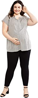 Motherhood Maternity Women's Indigo Blue Stretch Secret Fit Belly Ankle Denim Jegging