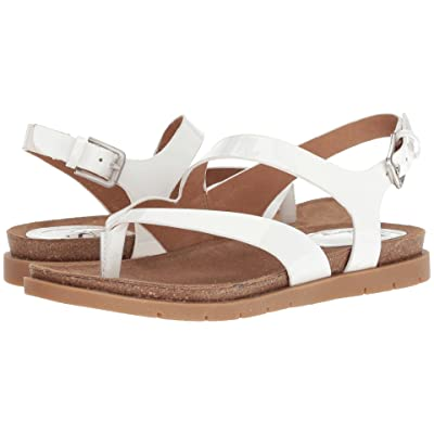 Sofft Rory (White Goat Patent) Women