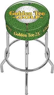 Golden Tee Adjustable Stool - Arcade Gaming