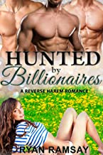 Hunted by Billionaires: A Reverse Harem Romance (English Edition)