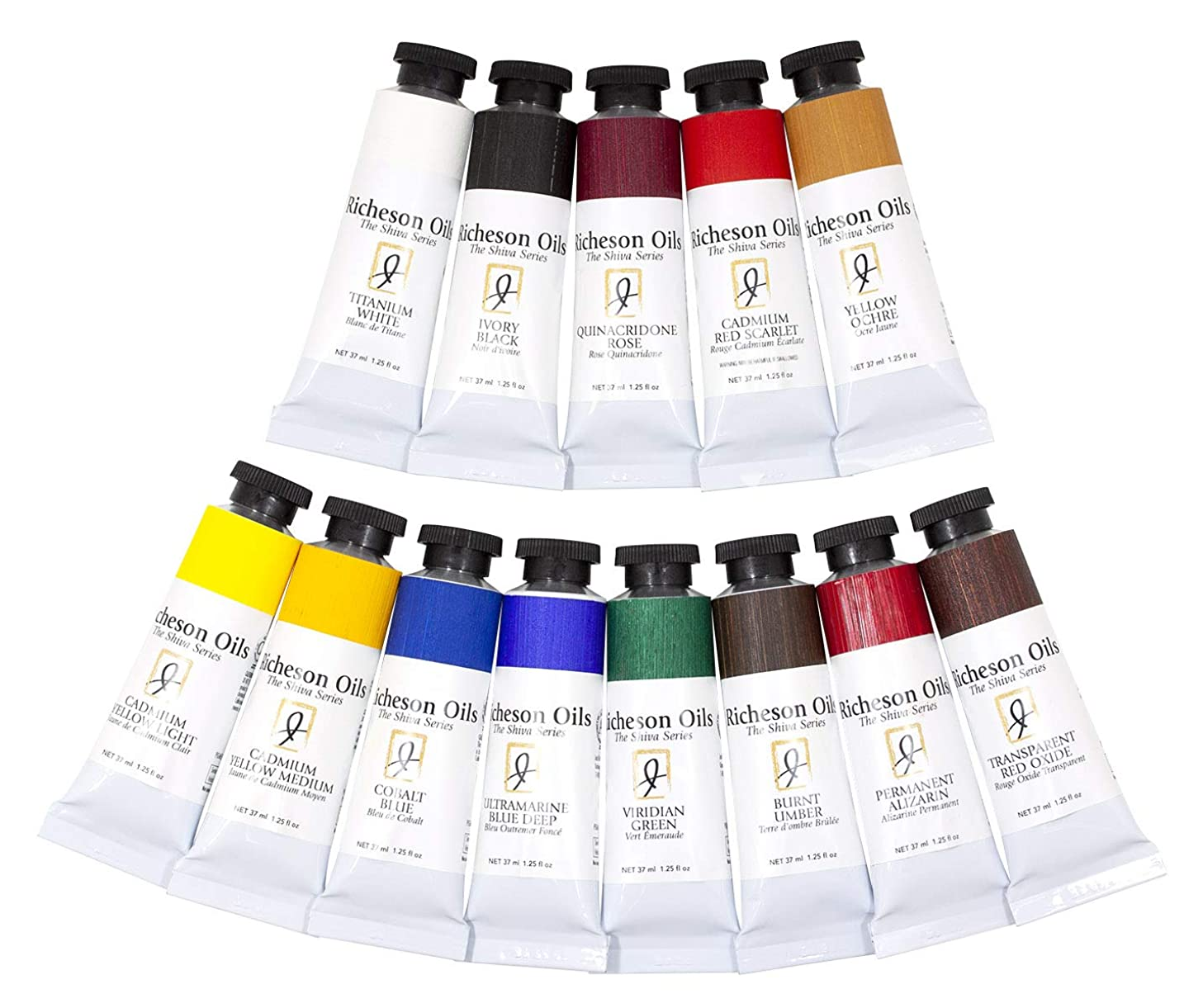 John Hulsey JH201 Oil Color Set