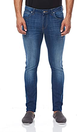 Lee Malone Jeans for Men - Worn Out Misfit