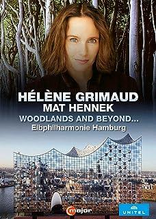 エレーヌ・グリモー~ピアノ・リサイタル「ウッドランド・アンド・ビヨンド」 (Hélène Grimaud - Woodlands and beyond…) [DVD] [Import] [日本語帯・解説付] [Live]