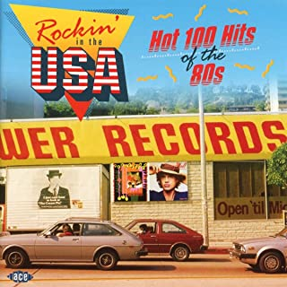 Rockin In The USA: Hot 100 Hits Of The 80s / Various
