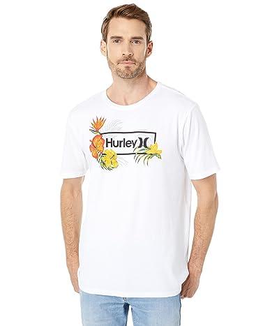 Hurley Jungle Trouble Short Sleeve T-Shirt