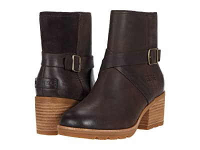 SOREL Cate Buckle (Blackened Brown) Women