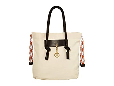 See by Chloe Beth Tote (Cement Beige) Handbags