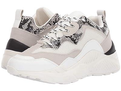 Steve Madden Antonia Sneaker (White Multi) Women
