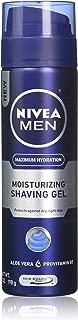 NIVEA FOR MEN Moisturizing Shaving Gel 7 oz