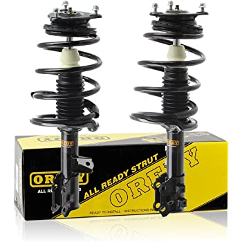 Suspension Strut and Coil Spring Assembly Front Right fits 09-10 Hyundai Elantra