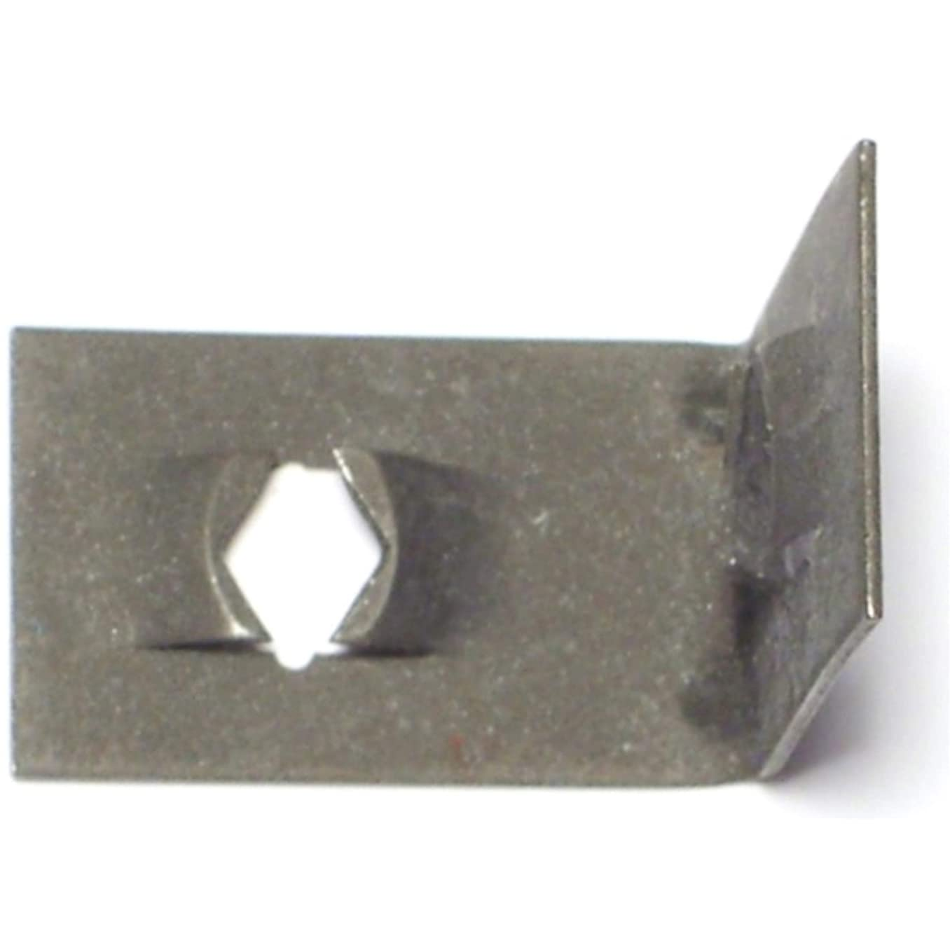 Hard-to-Find Fastener 014973324339 Angle Speed Nuts for Machine Screws, 10-24, Piece-12