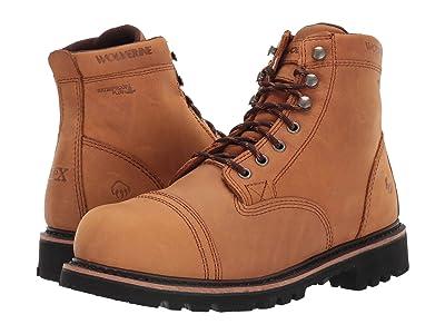 Wolverine Journeyman 6 Boot (Sawdust) Men