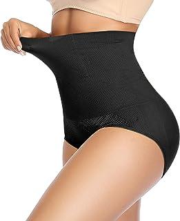 SLIMBELLE/® Mujer Bragas Recuperaci/ón Braguitas Adelgazantes Shapewear Moldeadora/Cintura Alta Vientre Plano Lencer/ía de Postparto Body Shaper Moldeador Braga Reductora