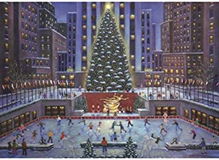 Ravensburger NYC Christmas 1000 PC Puzzle