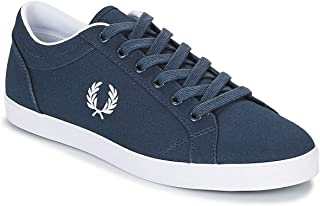 Fred Perry Baseline Canvas Dark Air Force B3114738, Trainers - 43 EU