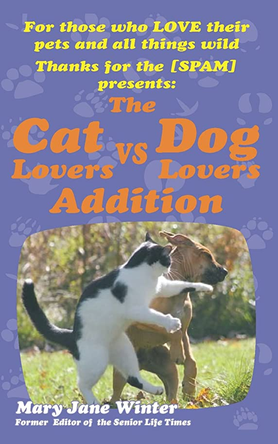 Thanks for the Spam: The Cat Lovers Vs Dog Lovers Addition