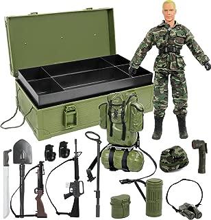 Click N' Play Military Desert Camping 12